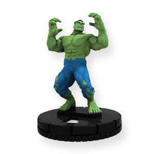 HeroClix Extras: Hulk Vinyl Figure